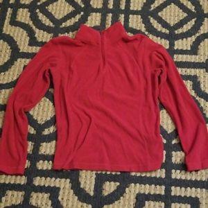Pink columbia sweater